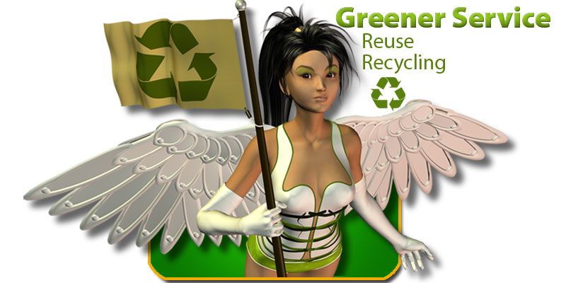 Liance Disposal Recycling Reuse
