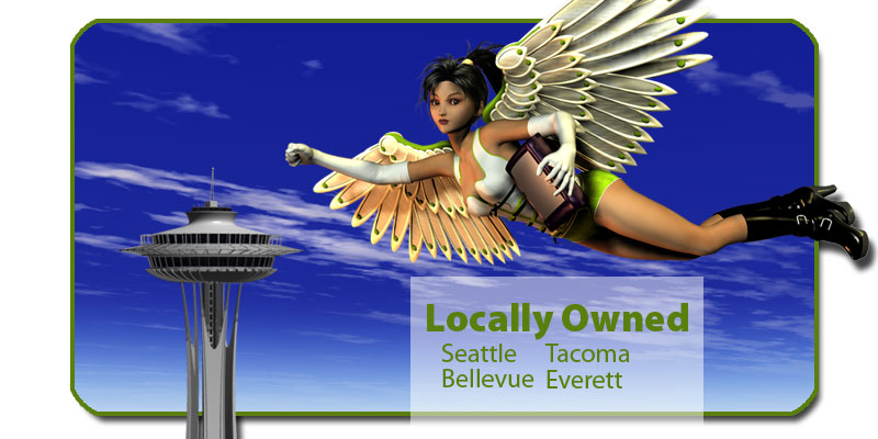 Greater Seattle Area Services